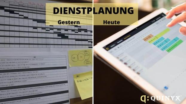 Dienstplan Excel
