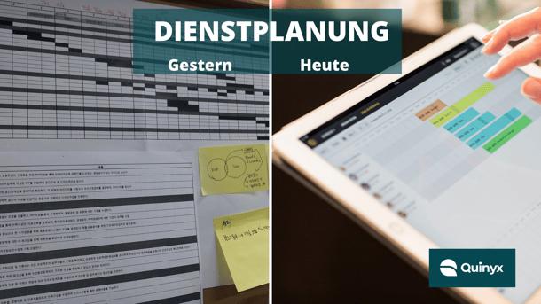 Excel Dienstplan
