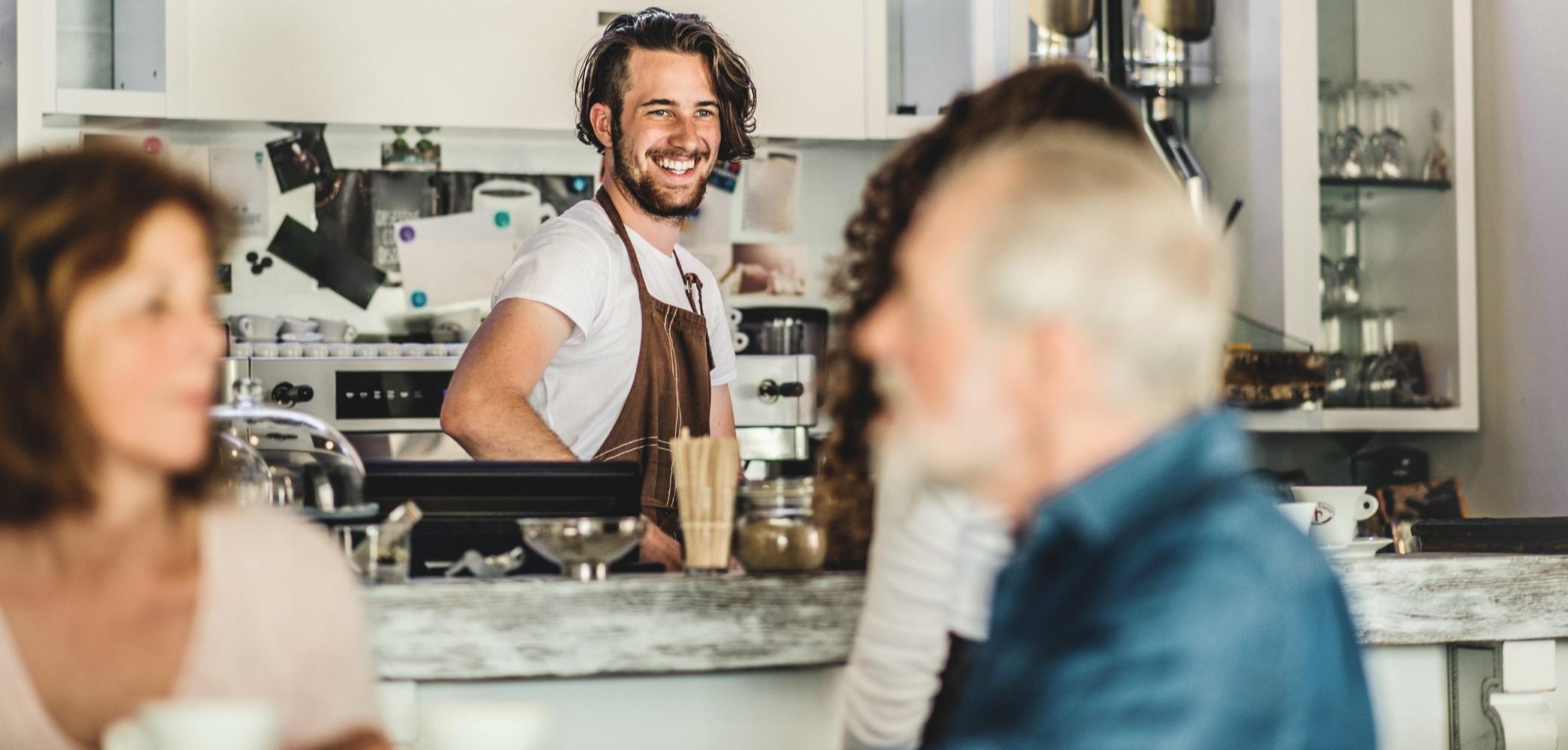 barista-laughing