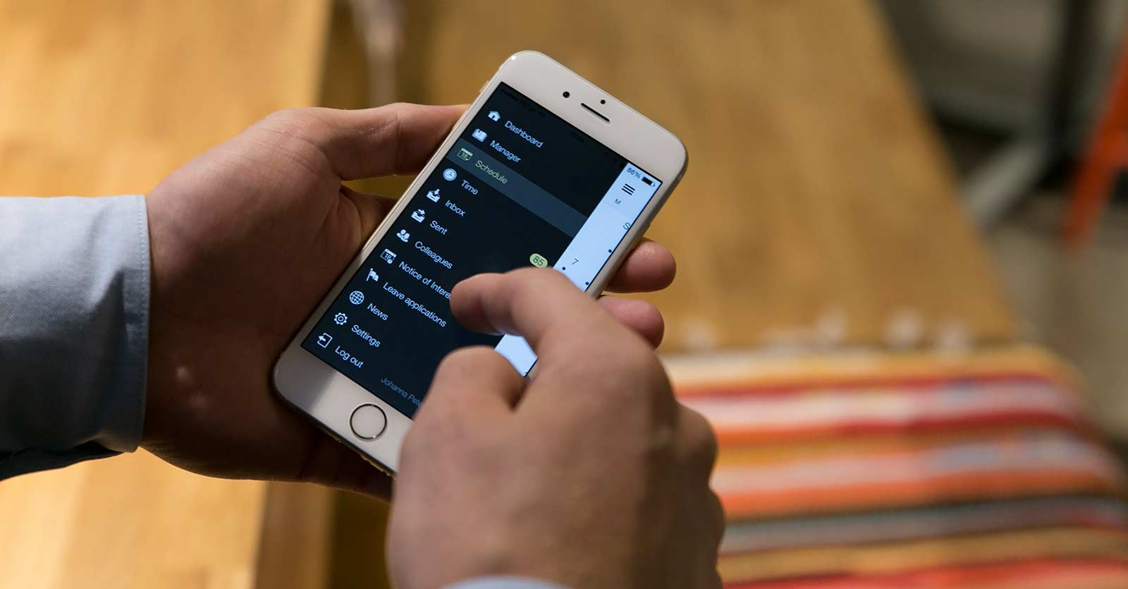 quinyx-mobile-app