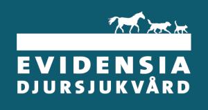 EVIDENSIA-DJURSJUKVARD_WHITE_ON_BLUE-300x159