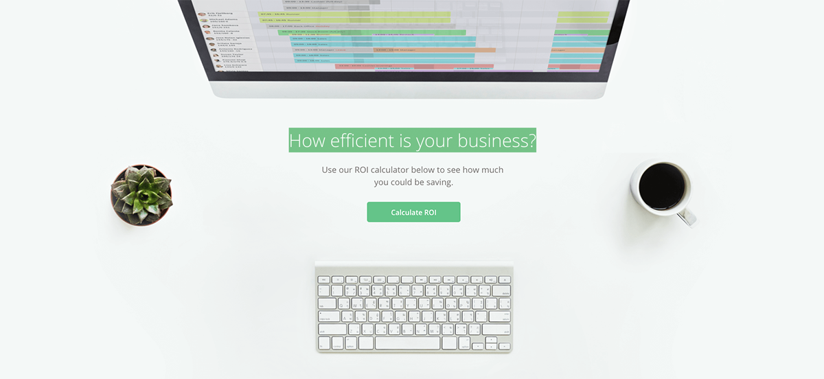 how efficient is your business